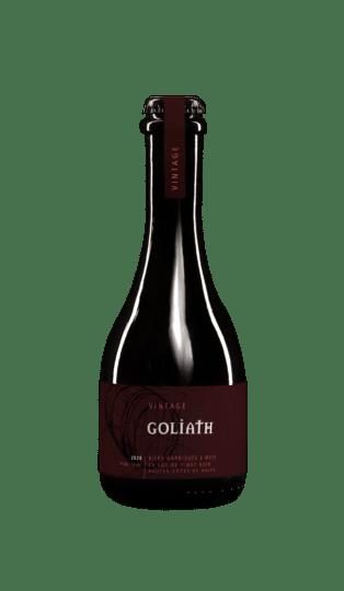 Goliath blonde barriquée 6 mois en fût de Pinot Noir - Hautes Côtes de Nuits